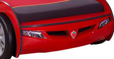Cilek COUPE Autobett Kinderbett Bett Rennfahrerbett Rot – Bild 4