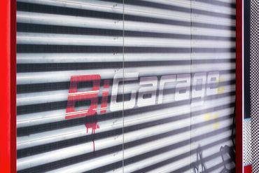 Cilek CHAMPION RACER Kleiderschrank Kinderkleiderschrank Schrank Silber/Rot – Bild 6