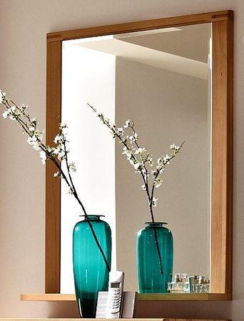 WOODTREE Spiegel Garderobenspiegel Wandspiegel Kernbuche – Bild 1
