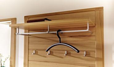 WOODTREE Garderoben-Kombination Garderobe Garderobenschrank Garderobenset – Bild 6