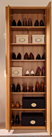 WOODTREE Garderoben-Kombination Garderobe Garderobenschrank Garderobenset – Bild 7