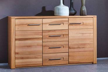 WOODTREE Kommode Sideboard Anrichte Regal Schrank – Bild 1