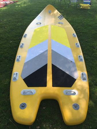 "Naish SUP Goliath XXL 19' (6'4"" x 6"") 1200 Liter"