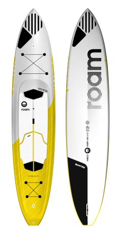 Quatro Roam AST Touring Single SUP 2018 – Bild 1