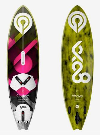 Goya Custom Thruster Pro Wave Windsurf Board 2018