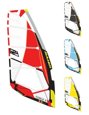 Naish Force Five Power Wave Windsurf Sail 2018