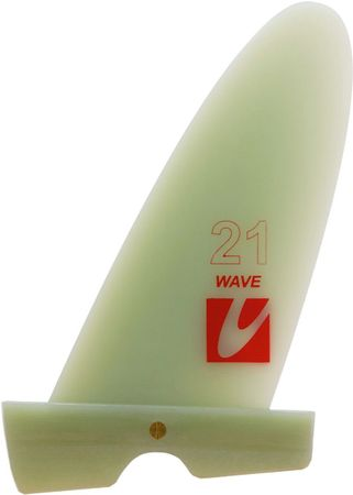 MUF Maui Ultra Fins Wave Windsurf Single Wave Finne – Bild 1