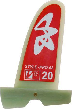 MUF Maui Ultra Fins Style Pro 02 Windsurf Freestyle Finne