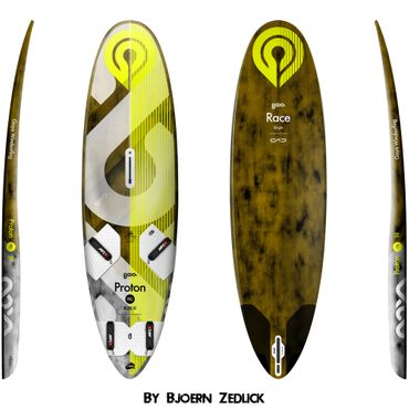 Goya Proton Pro Race Single Windsurf Board 2019