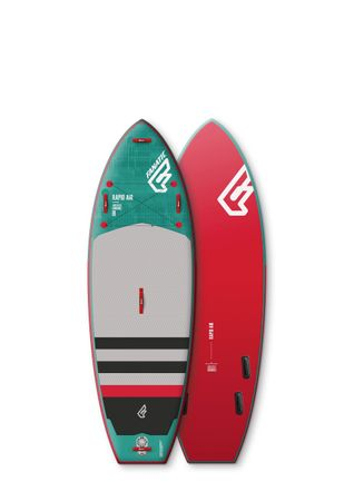 Fanatic SUP Rapid Air River Stand Up Paddle Board