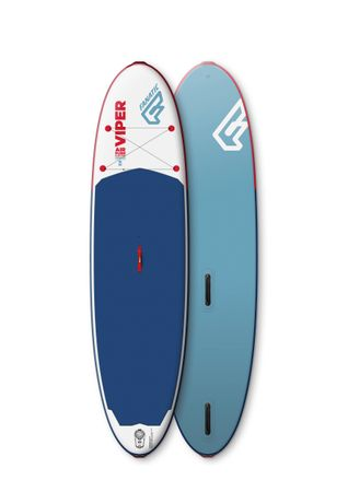 Fanatic SUP Viper Air Windsurf Pure Stand Up Paddle Board