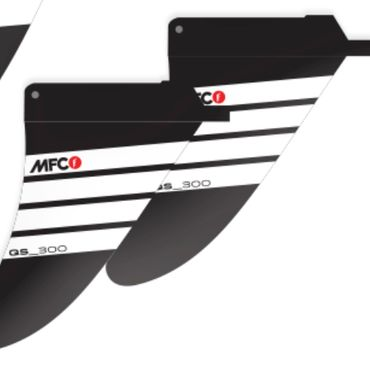 MFC Quad QS RTM Windsurf Side Fins