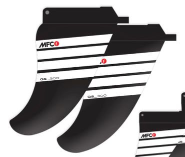 MFC Quad QS RTM Windsurf Center Fins