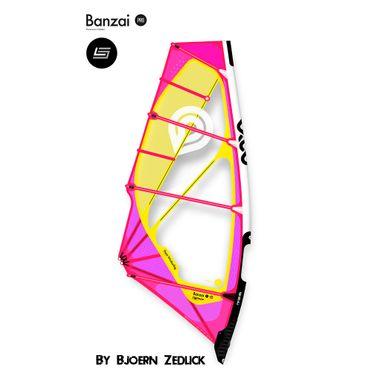 Goya Banzai Pro Wave Windsurf Sail Segel 2019 – Bild 1