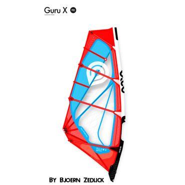 Goya Guru X Pro Wave Windsurf Sail Segel 2019 – Bild 2