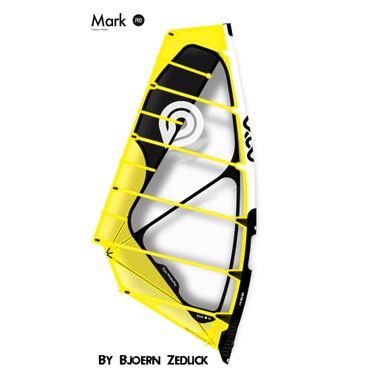 Goya Mark Pro Freerace Windsurf Sail Segel 2019