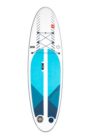 "2019 Red Paddle Co COMPACT 9'6"" x 32"" x 4,7"" iSUP Stand Up Paddle Board – Bild 1"