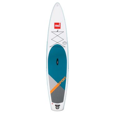 "2019 Red Paddle Co SPORT 12'6"" x 30"" x 6"" MSL iSUP Stand Up Paddle Board – Bild 1"