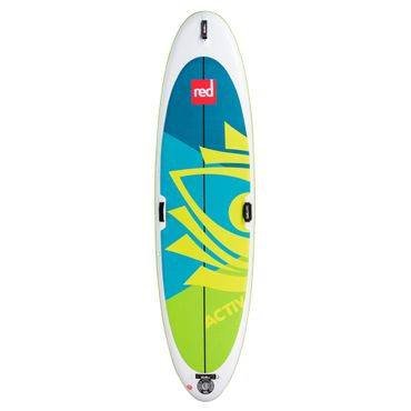 """2019 Red Paddle Co ACTIV 10'8"""" x 34"""" x 6"""" MSL iSUP Stand Up Paddle Board – Bild 1"""
