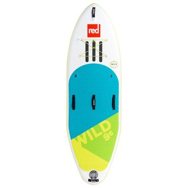 """2019 Red Paddle Co WILD 9'6"""" x 34"""" x 6"""" MSL iSUP Stand Up Paddle Board – Bild 1"""