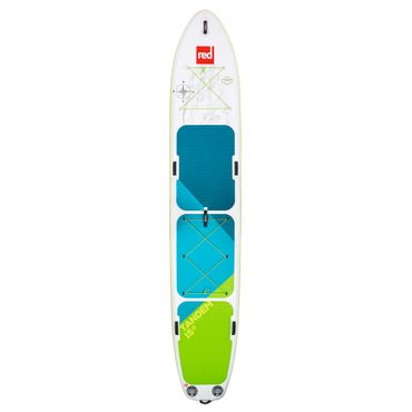 """2019 Red Paddle Co TANDEM 15' x 34"""" x 8"""" MSL iSUP Stand Up Paddle Board – Bild 1"""