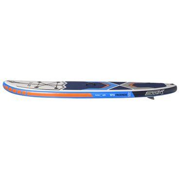 "STX SUP Inflatable Freeride iSUP 10'6"" x 32 x 6' 260L Blue White Orange 2019 – Bild 4"