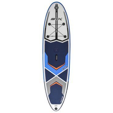 "STX SUP Inflatable Freeride iSUP 10'6"" x 32 x 6' 260L WS-Option Blue White Orange  – Bild 2"
