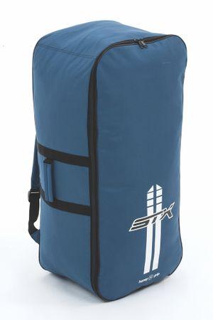 "STX SUP Inflatable Freeride iSUP 10'6"" x 32 x 6' 260L WS-Option Blue White Orange  – Bild 6"