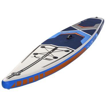 """STX SUP Inflatable Tourer iSUP 11'6"""" x 32 x 6' 280L WS Option Blue White Orange 2019"""