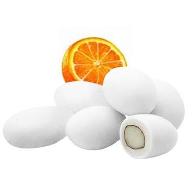 Hochzeitsmandeln 1 kg Orange