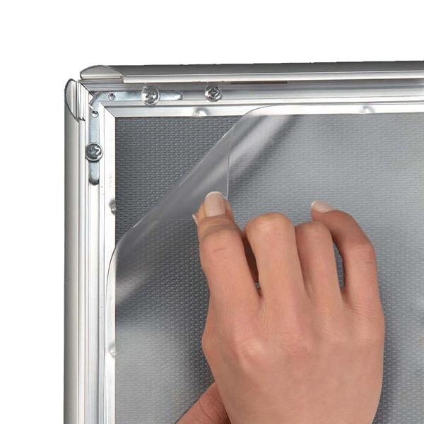 841 x 594 mm APET-Schutzfolie A1 transparent 0,6 mm