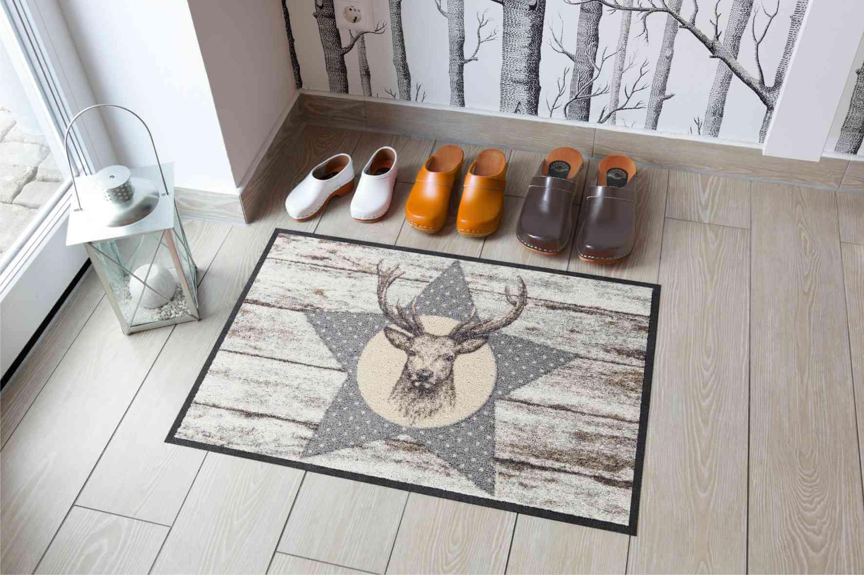Landhaus Fußmatten