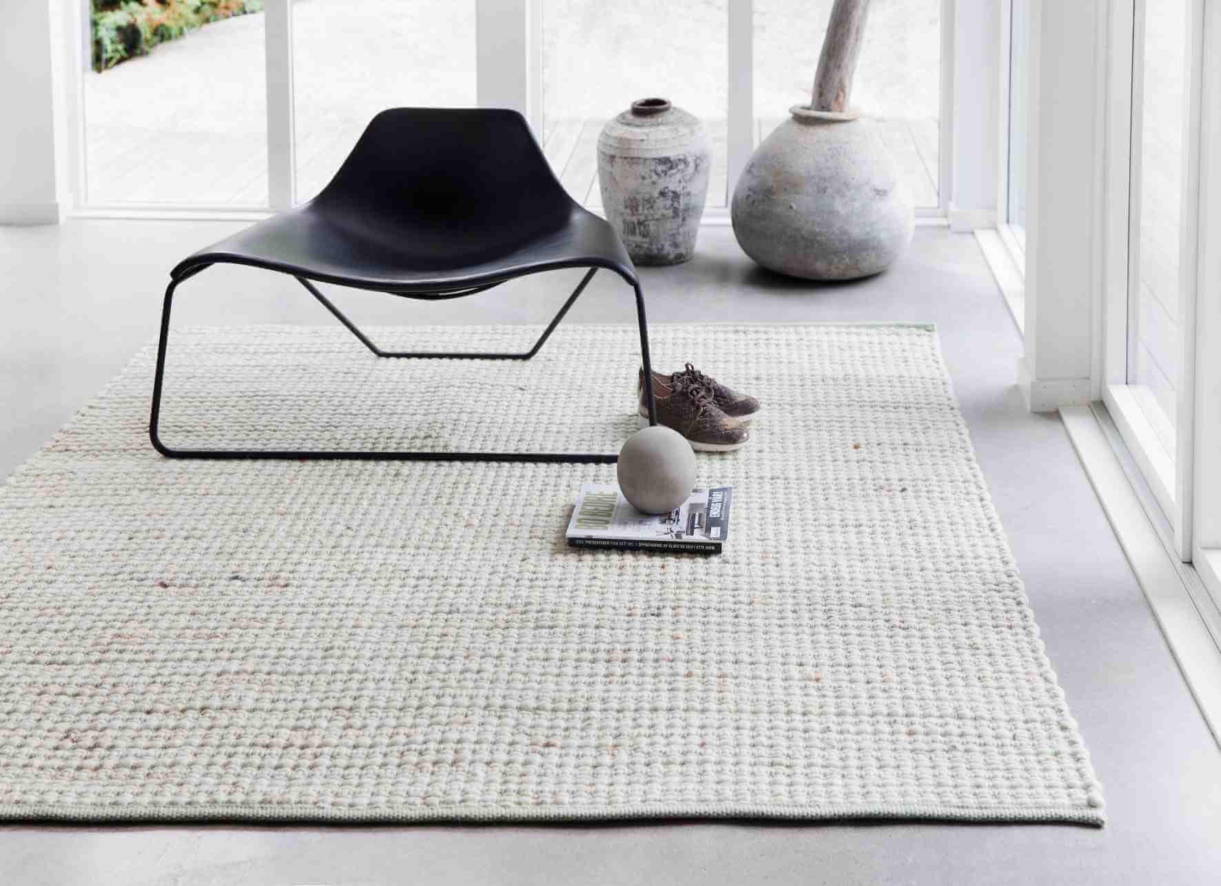 Tisca Handwebteppiche
