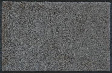 wash+dry Fußmatte Smokey Mount waschbare Fußmatte anthrazit – Bild 1