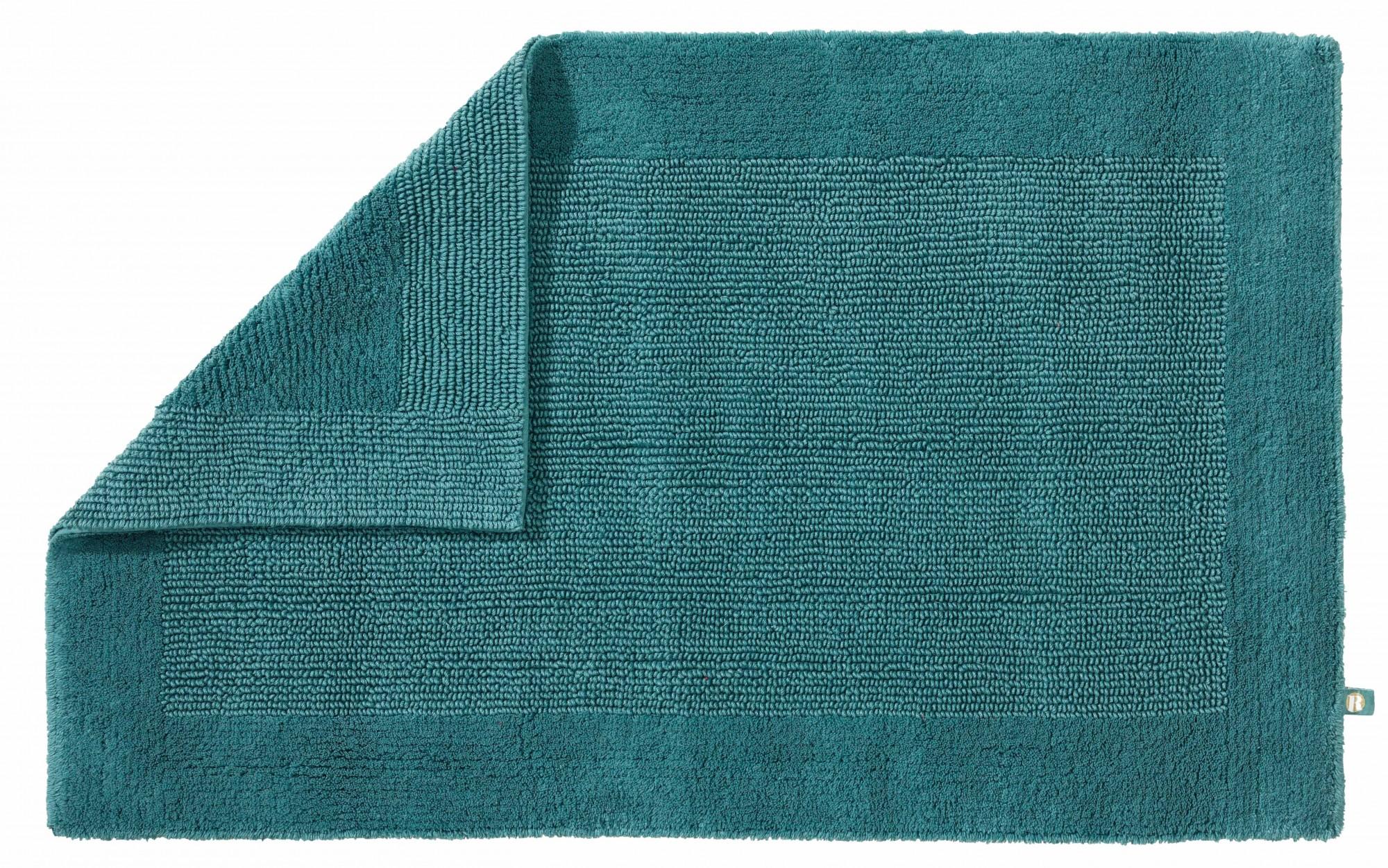 Badteppich Prestige Von Rhomtuft 100 Baumwolle Wendemodell