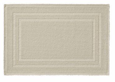 Rhomtuft Badteppich Grace 100% Baumwolle flache Qualität – Bild 19
