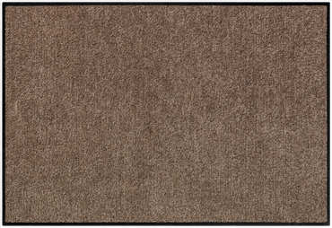 Salonloewe waschbare Fußmatten 50 x 75 cm einfarbig 11 Farben – Bild 1