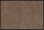 Salonloewe waschbare Fußmatten 50 x 75 cm einfarbig 11 Farben 001