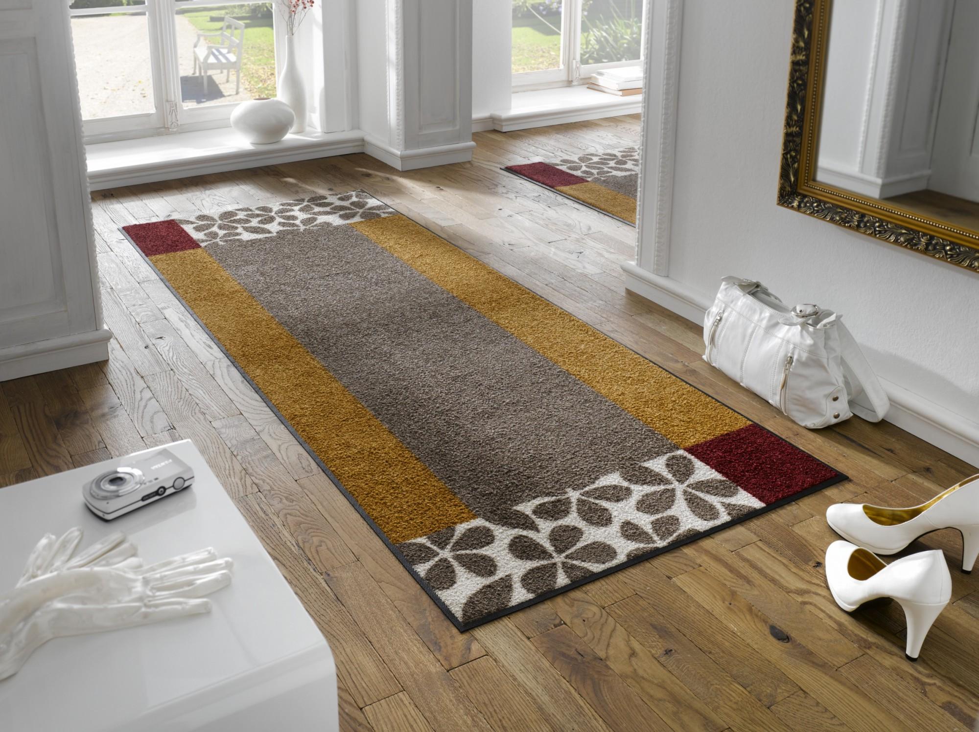 florita waschbare fu matte wash dry ebay. Black Bedroom Furniture Sets. Home Design Ideas