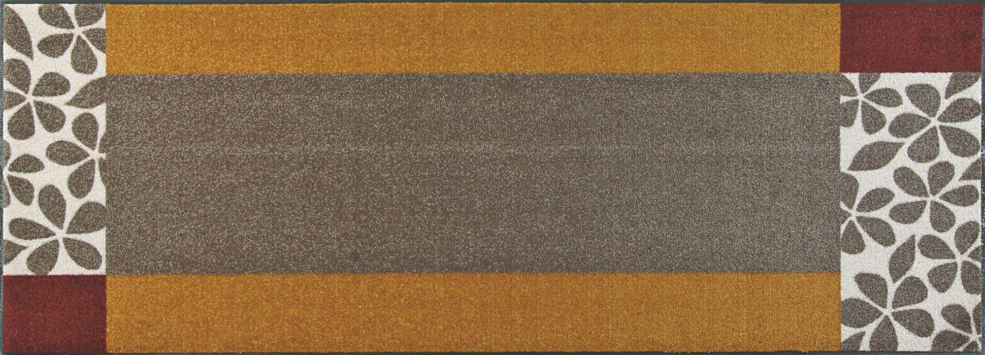 florita waschbare fu matte wash dry blumenmotiv. Black Bedroom Furniture Sets. Home Design Ideas