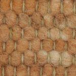 Tisca Handwebteppich Olbia Uni Col. 1335 aus Schurwolle 001