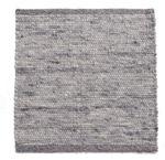 Tisca Handwebteppich Olbia Uni Col.1811 aus Schurwolle 001