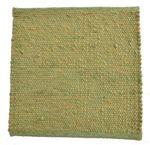 Tisca Handwebteppich Olbia Uni Col. 4603 aus Schurwolle 001