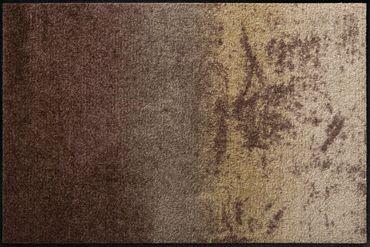 Shabby Brown waschbare Fußmatte Salonloewe – Bild 1