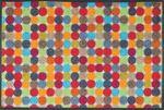 Mikado Dots 50 x 75 cm waschbare Fußmatte wash+dry 001