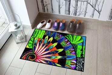 Fortuna waschbare Fußmatte Salonloewe – Bild 5