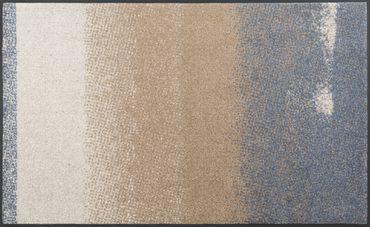 wash+dry Fußmatte Medley beige waschbare Fußmatte – Bild 2