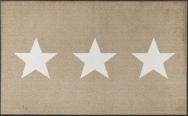 wash+dry Fußmatte Stars sand waschbare Fußmatte – Bild 2