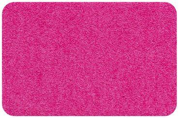 Salonloewe Mini Matte Funky Pink waschbare kleine Fußmatte – Bild 1