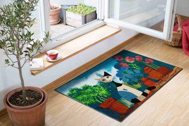 Rosina Wachtmeister Fußmatte Secret Garden – Bild 4